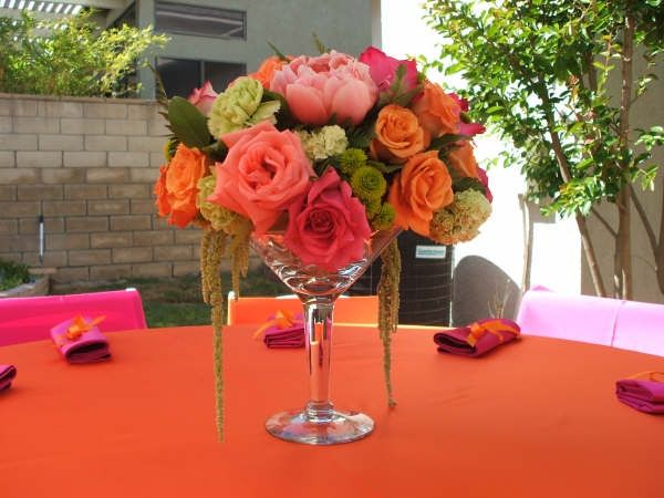 How To Make Stem Glass Flower Arrangements - First Come Flowers