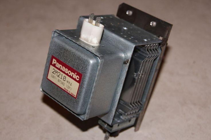 Panasonic Mikrowelle Pro2 / ProII Ersatzteile/ 2M210 -M1 /auch andere Teile