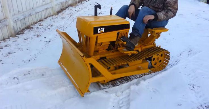 cat-mini-dozer-is-a-bulldozer-for-the-backyard-cool-construction-equipment