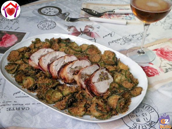 Il petto di tacchino ripieno alla griglia è una ricetta gustosa da preparare per stupire i vostri commensali.