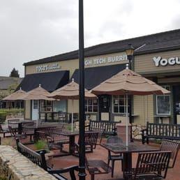 Photo of Yogurt Shop - Danville, CA, United States. Yogurt Shop Front
