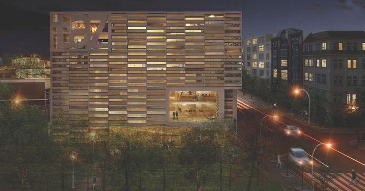 Taz Headquarters, Berlin   MGM Arquitectos