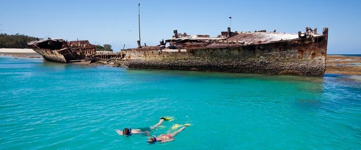 Heron Island, Great Barrier Reef, Australia
