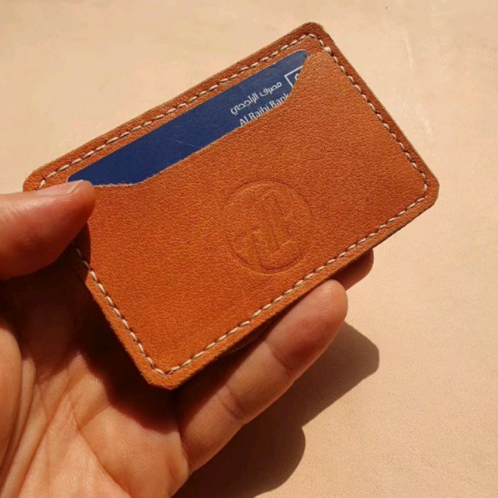 Pin By Atelier Petra On Cardholders In 2020 Card Holder Leather Craft Wallet