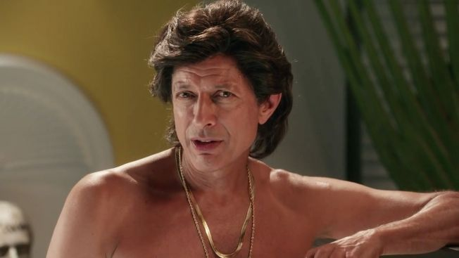 Jeff Goldblum Is Out of His Mind in Tim & Eric's Loony Ad for GE Lighting   Adweek