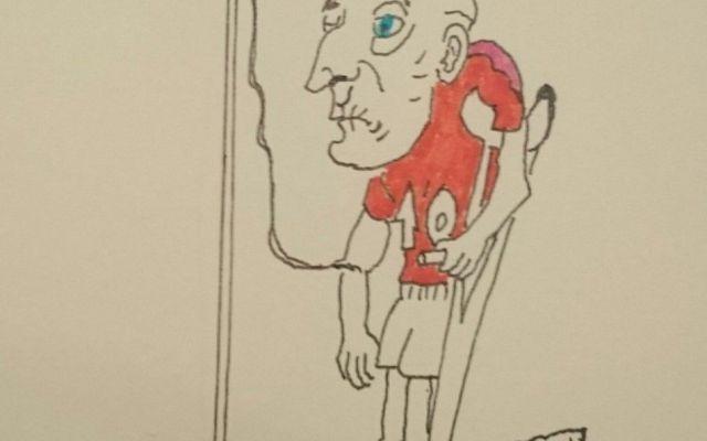 """Vignetta: in arrivo i 39 anni di Totti Satira: In esclusiva su Yepper la rubrica satirica """"Pap time"""". Animata dalle vignette satiriche, opera della creatività di Mariano Papolino, la rubrica ospita i temi di scottante attualità che prendo #satira #calcio #totti #vignetta"""