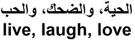 Arabic Letter Tattoo Ideas - Tattoo Shortlist