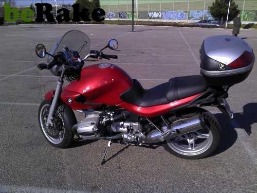 Vendo Moto bmw r850r, año 2006, solo 7000km, sin uso, abs, puños calefactables, baul, cupula. completamente nueva, mejor ver y probar...