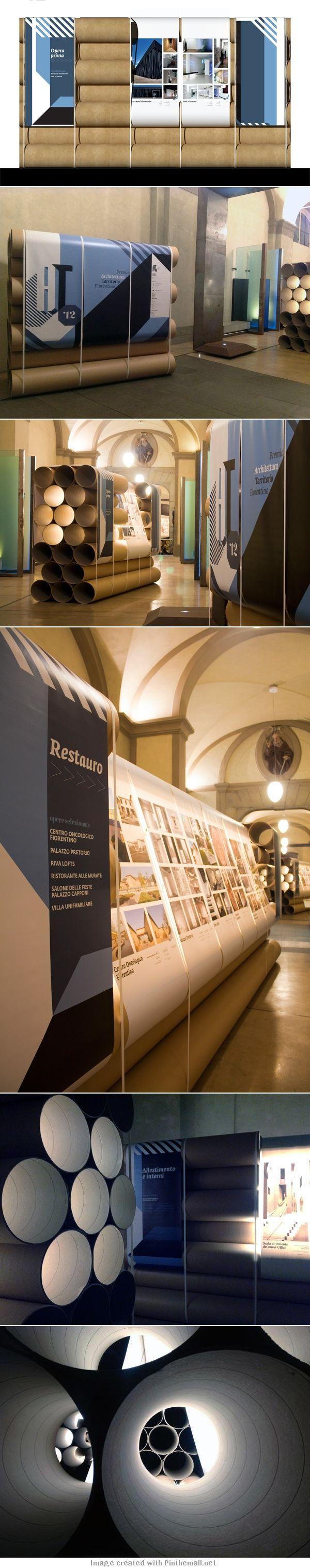 AT'12 exhibition. / #architecture #art #direction #exhibition #design #wideformat #largeformat #print