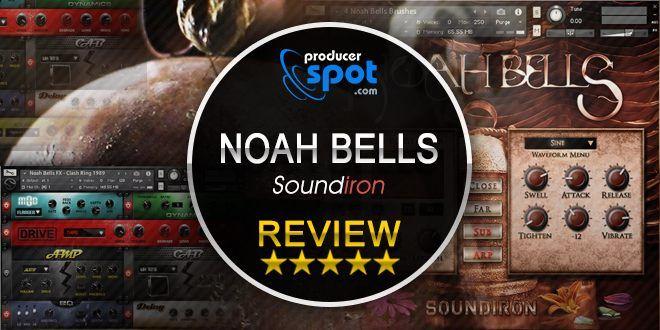 """Review: """"Noah Bells"""" Kontakt Library by Soundiron"""