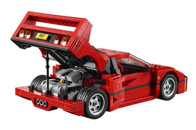 10248 Creator Ferrari F40   Lego