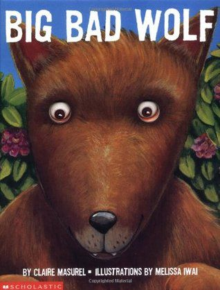 Picture No. 9  Big Bad Wolf