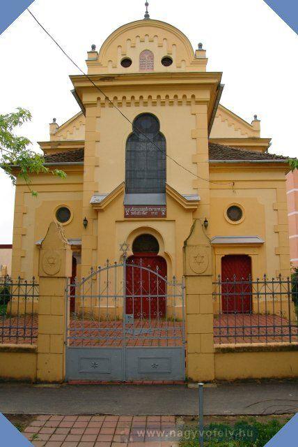 Karcag synagogue