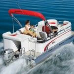 2014 Sport | Tahoe Pontoon Boats
