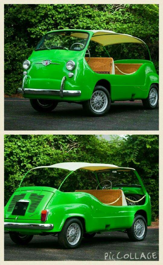 1961 Fiat Moretti Multipla