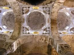 Chiesa San Cataldo - le 3 cupole rosse viste dall' interno Cerca con Google
