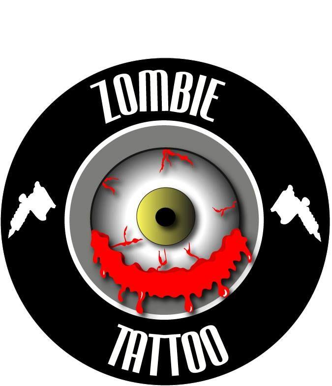 Logo de Zombie Tattoo.