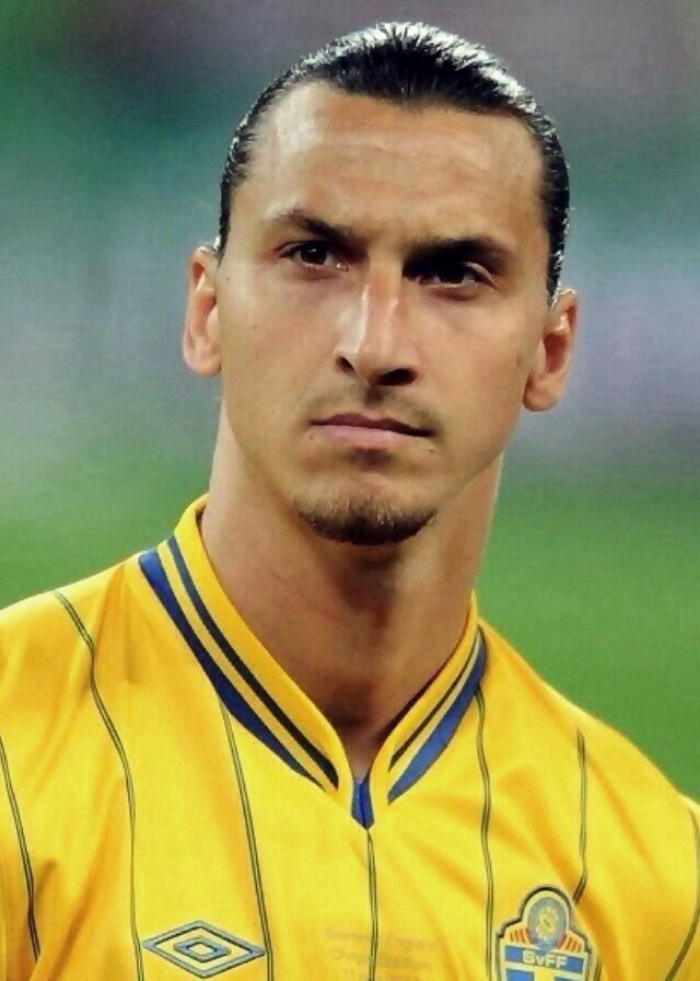 Zlatan - the look