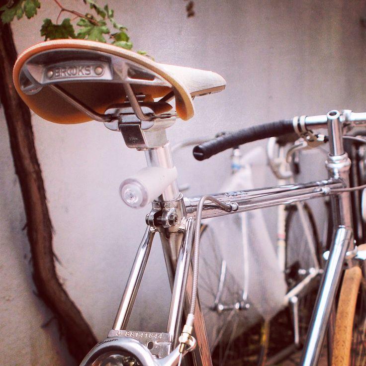 chrome Brooks project by Atelier Onest & Biciclete Borduz, Bucharest, RO