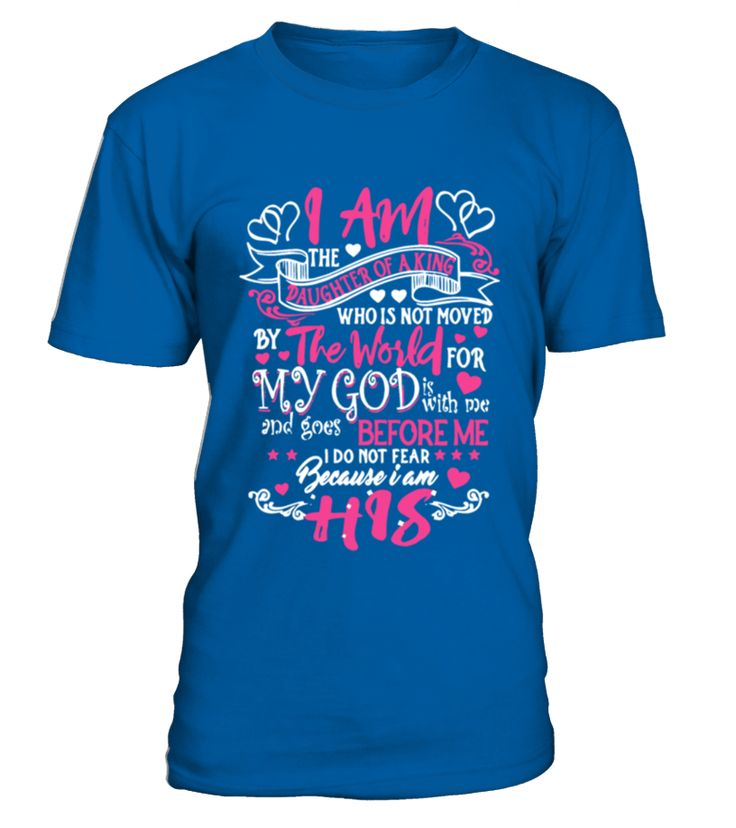 Daughter Of A King T Shirt  Funny Daughter T-shirt, Best Daughter T-shirt