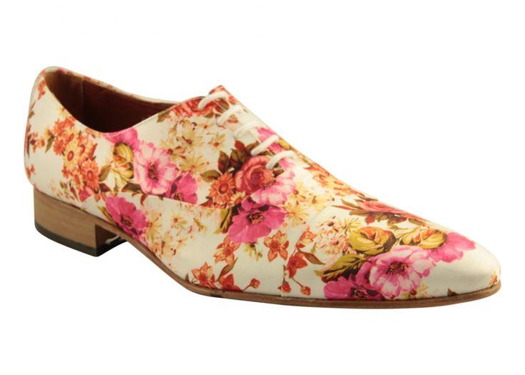 Mascolori Shoes - Roze Boeket - Spotlight
