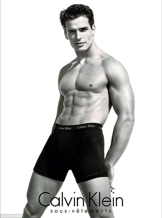 Almost same. Antonio sabato jr underwear