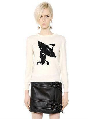 Satellite Merino Wool Sweater - Shop for women's Sweater - BEIGE Sweater