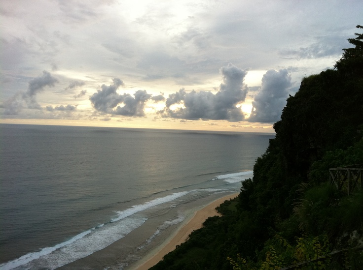 Khayangan Estate in Bali - a truly romantic place to spend a honeymoon or an idyllic setting for a wedding.