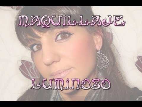 MAQUILLAJE LUMINOSO, por Carolina Capo