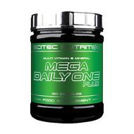 Mega Daily One Plus 120 caps - Scitec - Multivitamínicos/Vitaminas