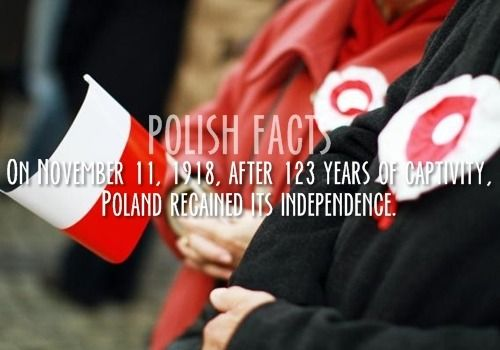 Happy Independence Day, Poland! ♥