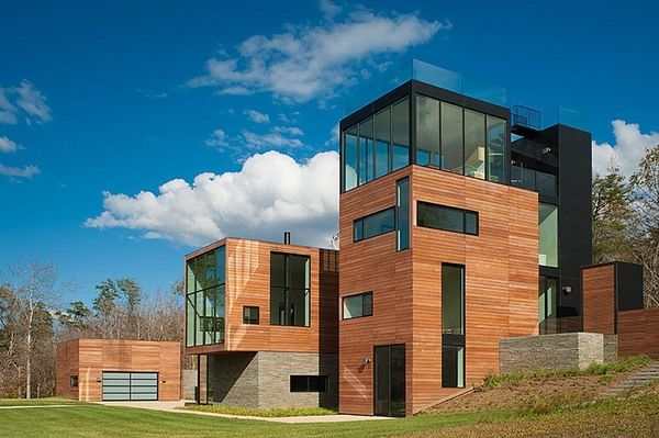 4 Springs Lane by Robert M. Gurney Architect on Behance