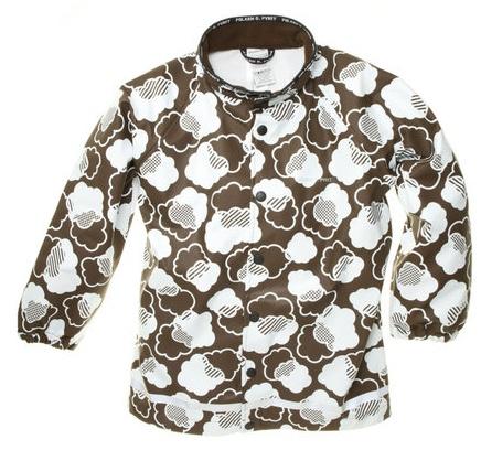 Polarn O. Pyret rain jacket on sale for babies
