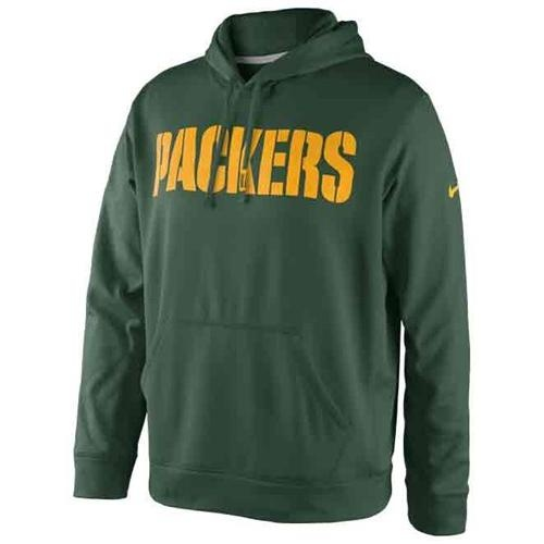 Green Bay #Packers Nike KO Hooded Fleece. - $74.99