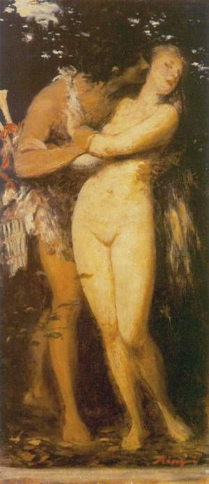 Paganism 1868 69 - Pai Merse Szinyei