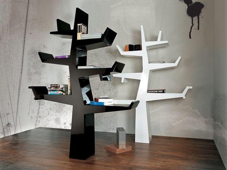 Modern Bookshelf Plans 463 best bookcases | design images on pinterest | bookcases