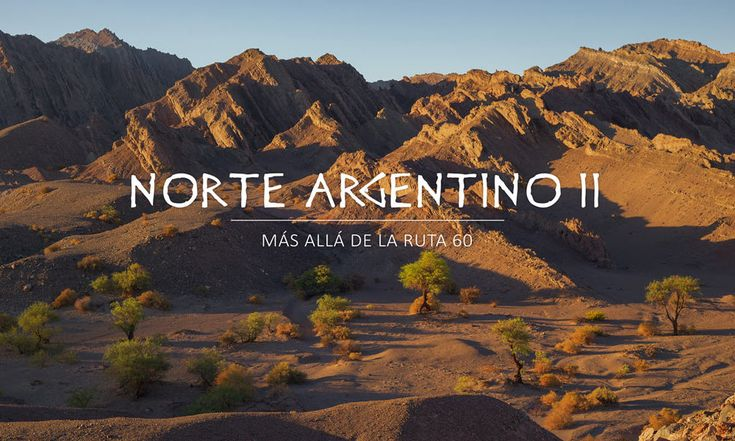 VIDEO Norte Argentino II: enjoy the beautiful landscapes of northern #Argentina  #timelapse