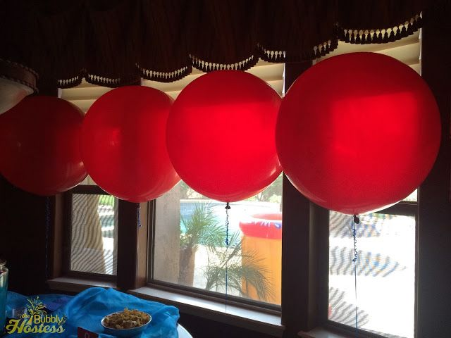 Wipeout Birthday Party Decorations | The Bubbly Hostess