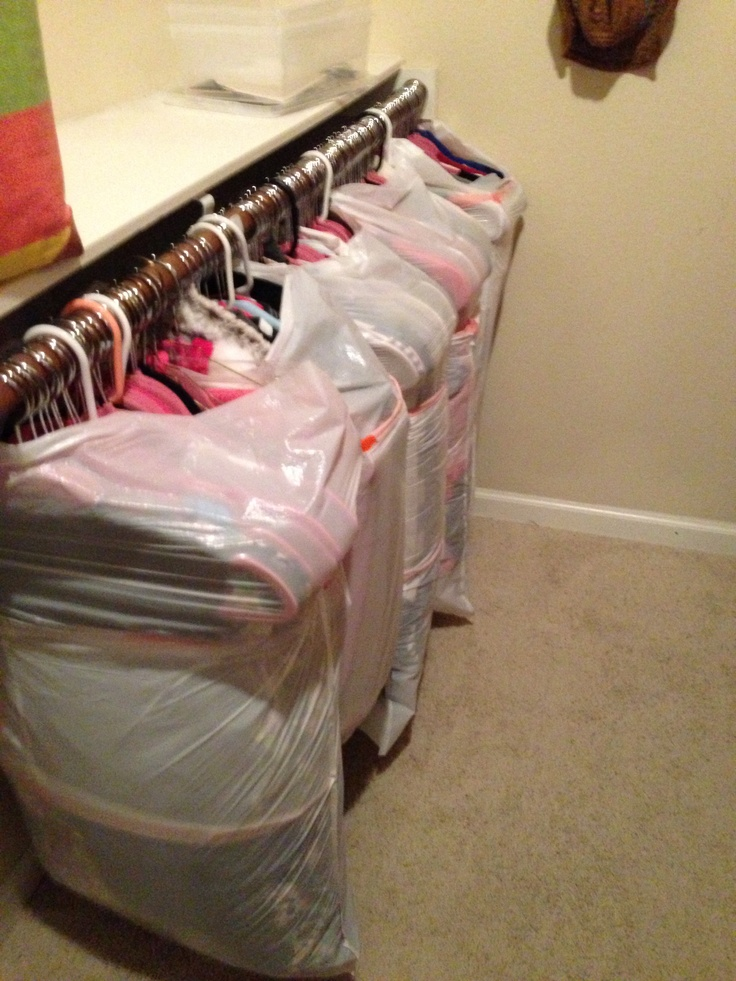 17 best images about moving organization tips on pinterest for Best way to pack shirts