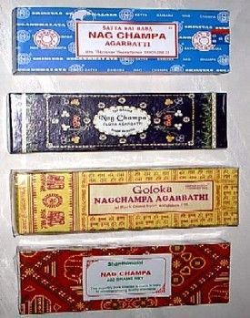 The best Incense - love nag champa