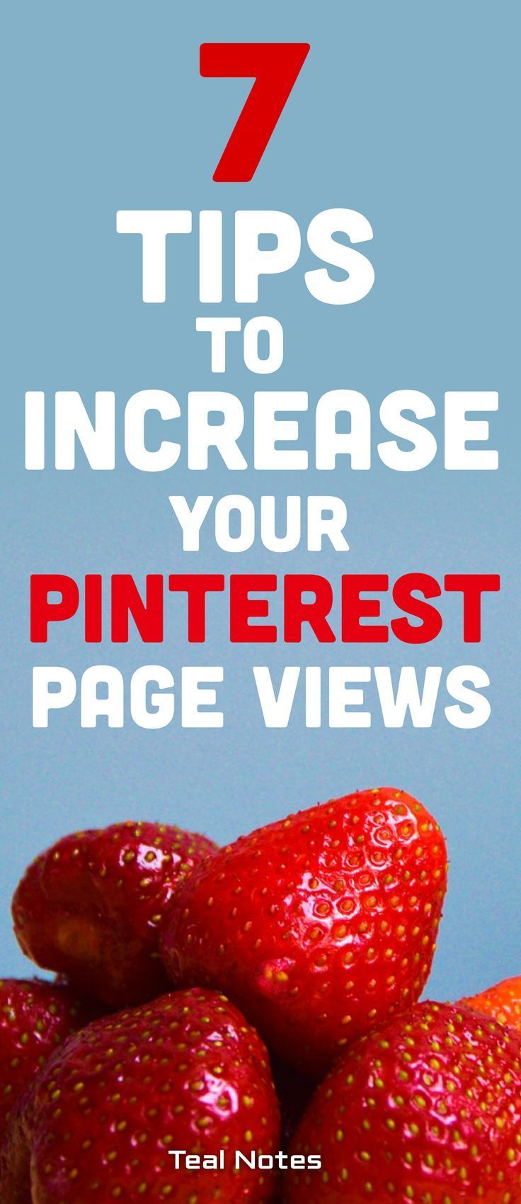 You might be wanting a Pinterest traffic avalanche to your blog, but how to get it? Here are 7 trick + tips to increase traffic for your online business and make more money online. Teal Notes | Business Marketing | Search Engine Traffic | Make Money Online | Passive Income |