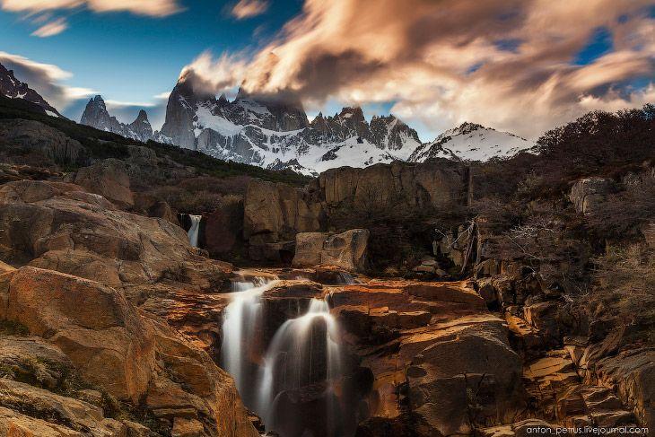 Далекая Патагония и ее потрясающие пейзажи
