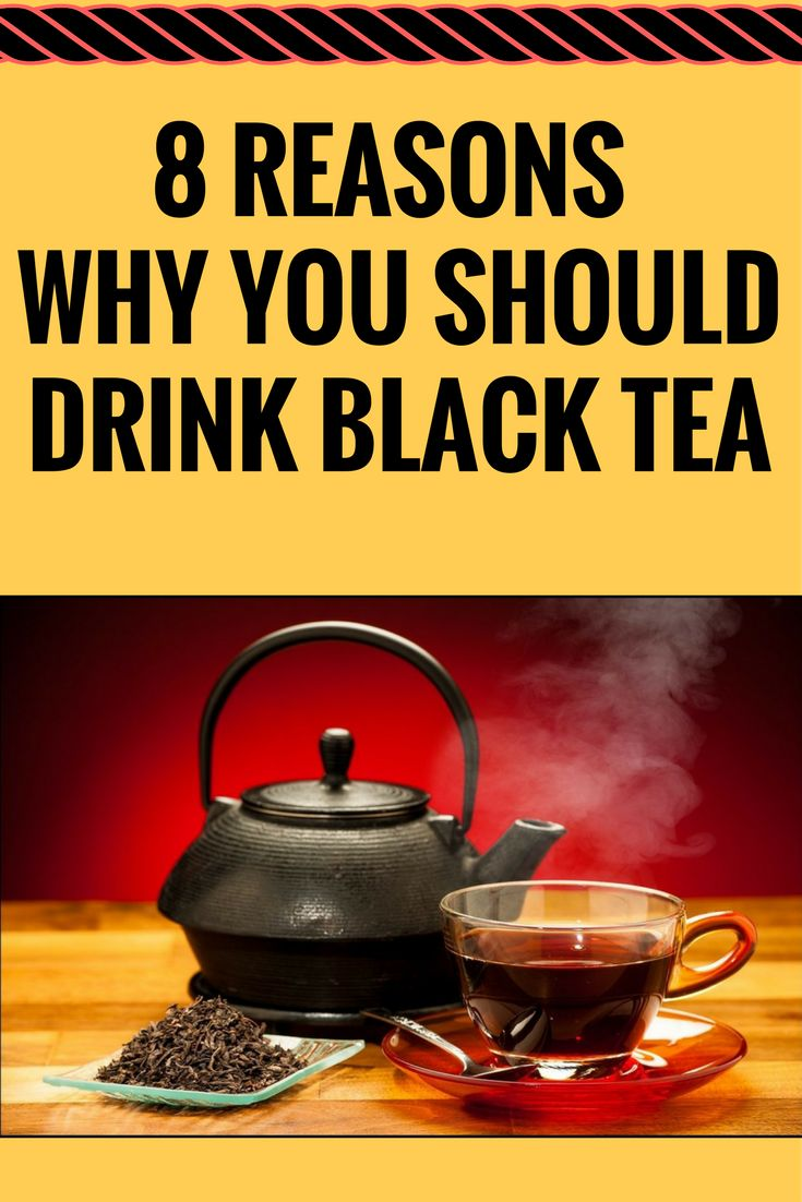 8 REASONS WHY YOU SHOULD DRINK BLACK TEA http://dietquickplan.com/2017/04/24/8-reasons-why-you-should-drink-black-tea/