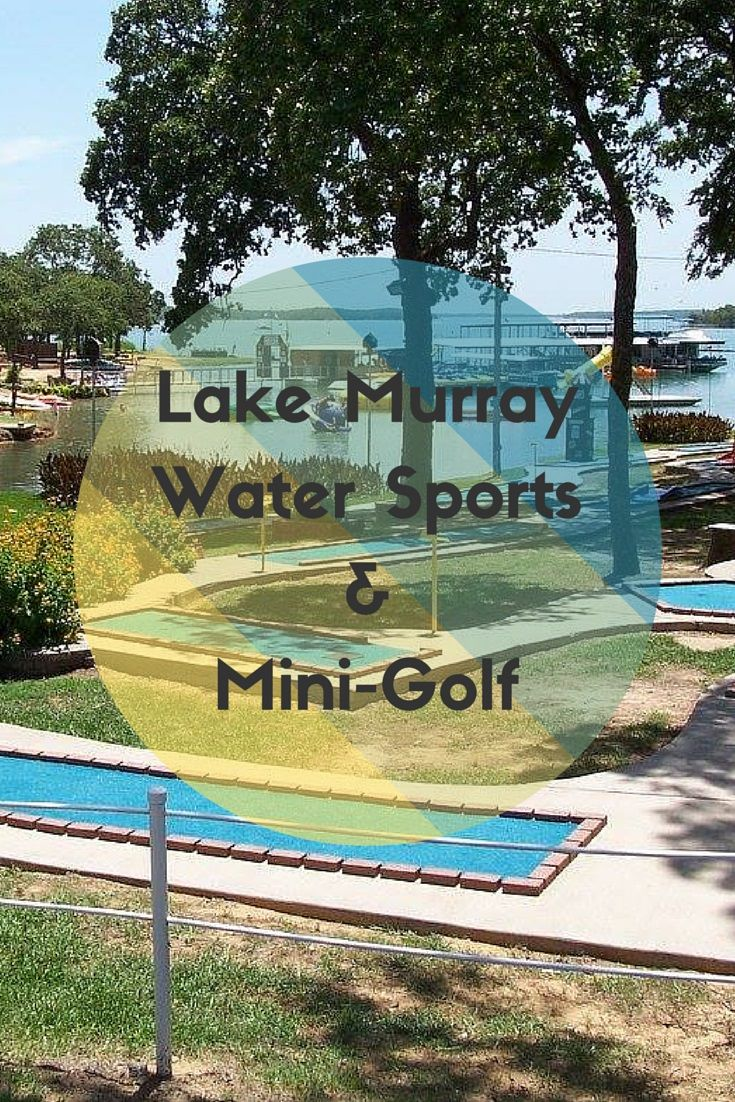 In Ardmore, Lake Murray Water Sports & Mini-Golf offers visitors the ability to rent paddleboats, canoes, kayaks, paddle boards and sail boats as well as play on water trampolines, water slides and a putt putt course all in one of Oklahoma's most popular state parks.