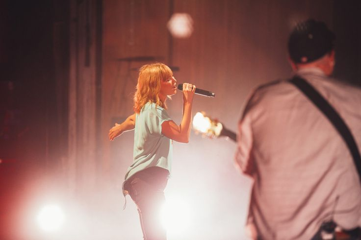 Kim Walker-Smith interview on Leading Worship