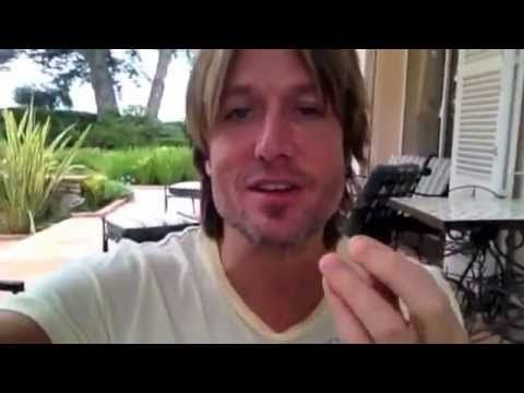 Keith Urban has a Vintage Design T Shirt contest - Check out the video and see if you can be a winner! #keithurban