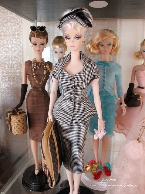 LV Barbie luxe doll