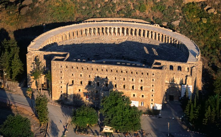 Aspendos is known to be one of the best-preserved Roman theater in the world. Renowned for its spectacular acoustics, the 2,000 year-old venue still attracts music lovers every year to operas and classical music concerts. Come, experience a performance in this historical setting.