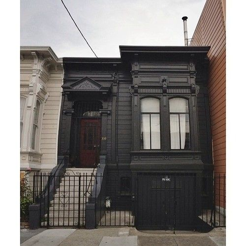 I Want A Downtown Flat And Paint It Black Too Bad That Would Not Fly