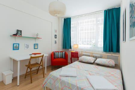 Airbnb'deki bu harika kayda göz atın: Charming Double Room in Beşiktaş! - İstanbul şehrinde Kiralık Apartman daireleri